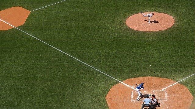 Baseball Field Game - Free photo on Pixabay (101319)