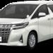 第3位 トヨタ アルファード   トヨタ自動車WEBサイト