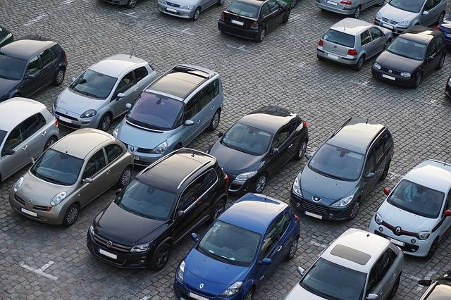 Parking Autos Vehicles - Free photo on Pixabay (763)