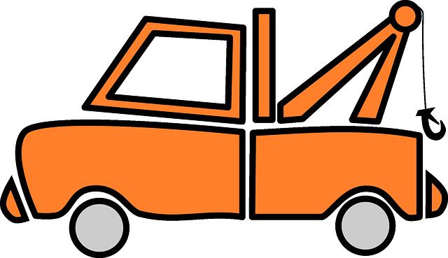 Truck Orange Vehicle Tow - Free vector graphic on Pixabay (4569)
