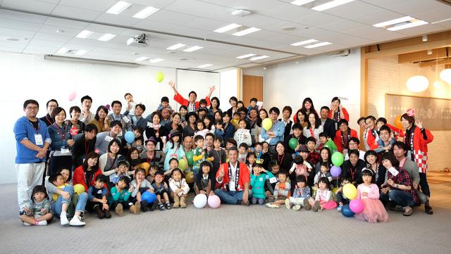 2016年開催時の集合写真