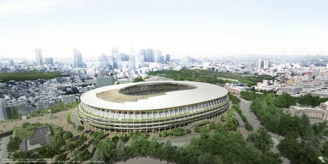 大成建設・梓設計・隈研吾建築都市設計事務所JV作成 (9786)