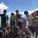 MSO那覇店のダイビングはケラマの海がスコーンと見えてますよ!