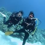 MSO那覇店のダイビングは北風強くてプチ遠征ダイビング!