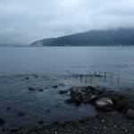 穏やかなな海