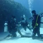 ダイビングは呼吸を使って肺の浮力を調節する!?
