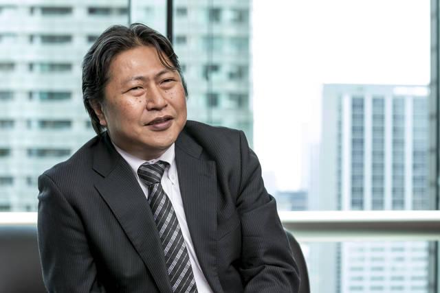 株式会社マネーパートナーズグループ代表取締役社長 奥山...