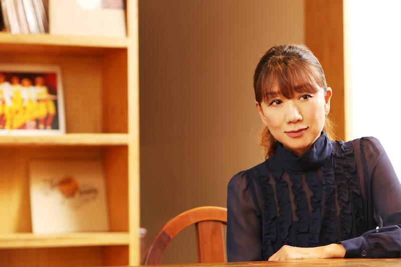 ヘア・メイクアップアーティスト、ライフスタイルデザイナー          藤原美智子さん
