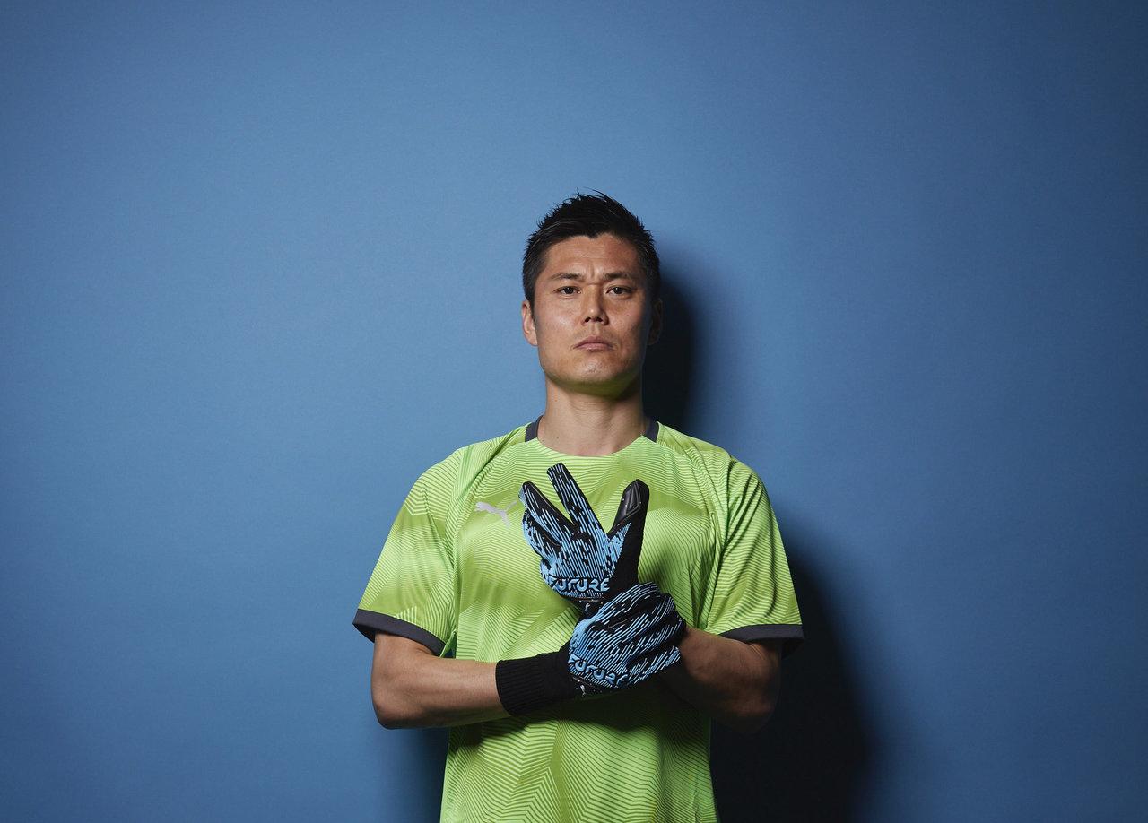 川島永嗣 サッカー日本代表ゴールキーパー