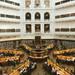 まるで美術館のようなメルボルンの「ビクトリア州立図書館」