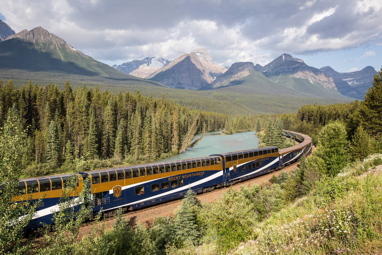 ©Rocky Mountaineer