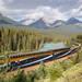 豪華列車で行くカナディアンロッキー夏の旅|観光スポットをご紹介