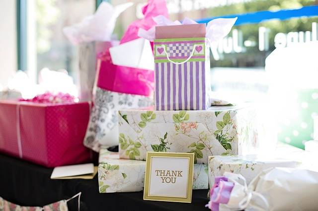 Gifts Presents Bridal Shower · Free photo on Pixabay (20296)