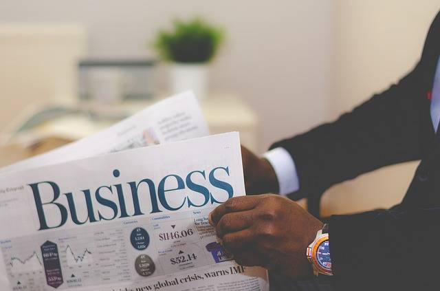 Business Man Newspaper · Free photo on Pixabay (21777)