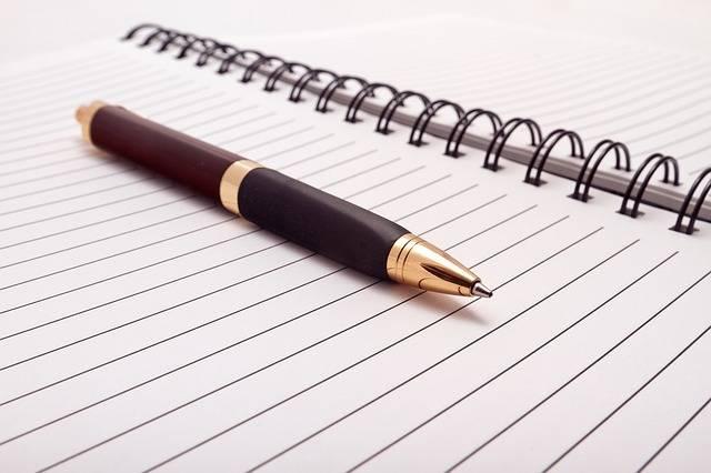Pen Office Diary · Free photo on Pixabay (24338)