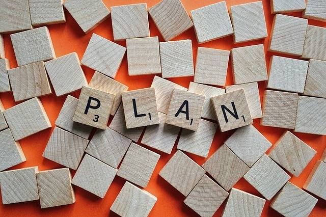 Plan Objective Strategy · Free photo on Pixabay (29452)