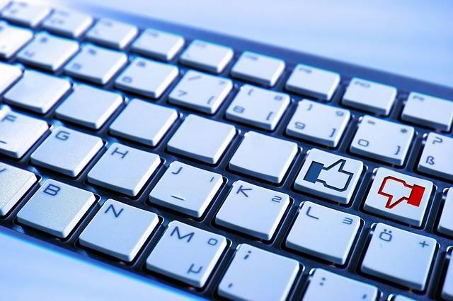 Keyboard Computer Facebook - Free photo on Pixabay (32066)