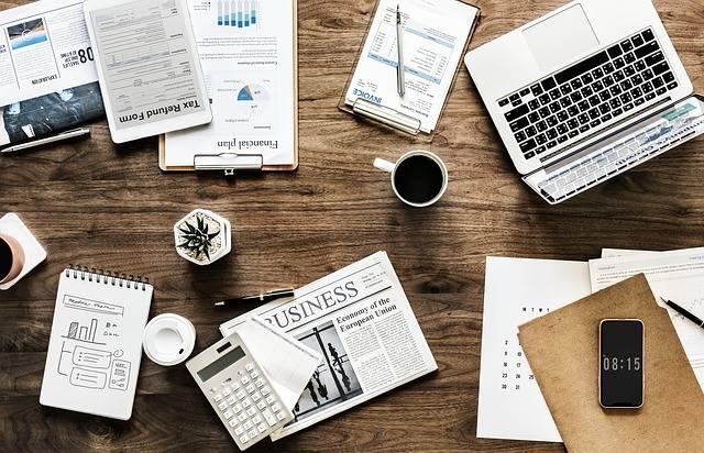 Desk Work Business - Free photo on Pixabay (34405)