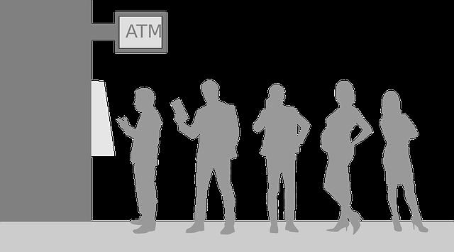 Bank Queue Person - Free vector graphic on Pixabay (38300)