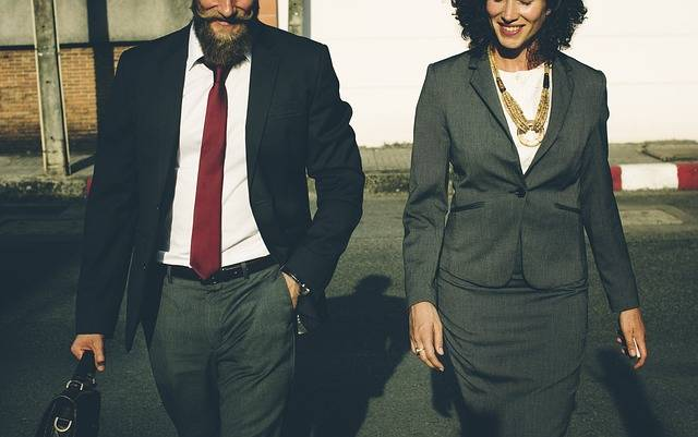 Beard Business Walking - Free photo on Pixabay (43013)