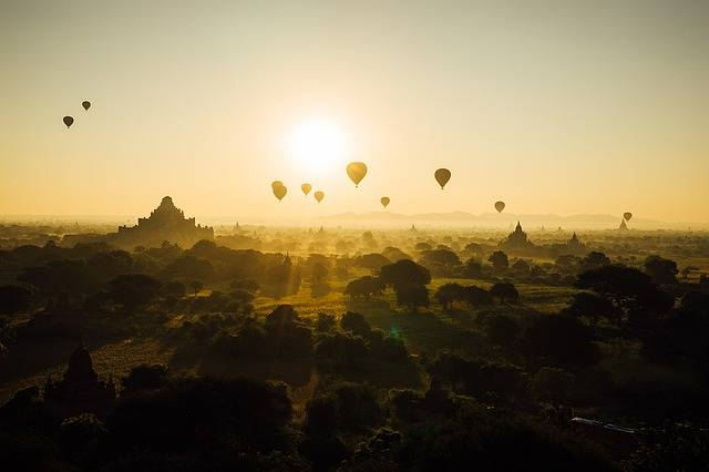 Bagan Myanmar Burma - Free photo on Pixabay (45228)