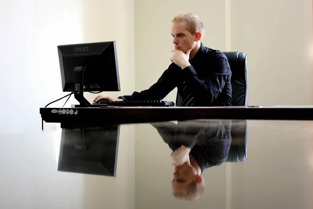 Business Businessman Chair - Free photo on Pixabay (45430)
