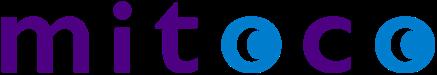 mitocoのロゴ、 とっても可愛いんです。