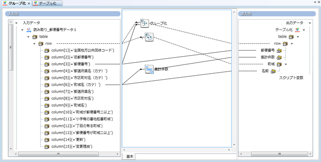 05)「グループ化」ロジック - 「Mapper」[グ...