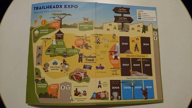 EXPO全体マップ