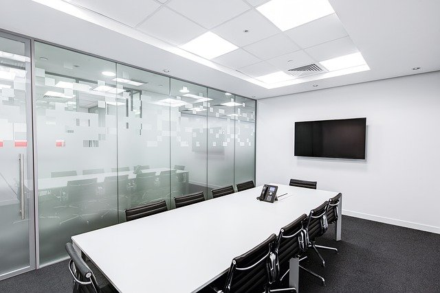 Meeting Room Table Screen - Free photo on Pixabay (12874)