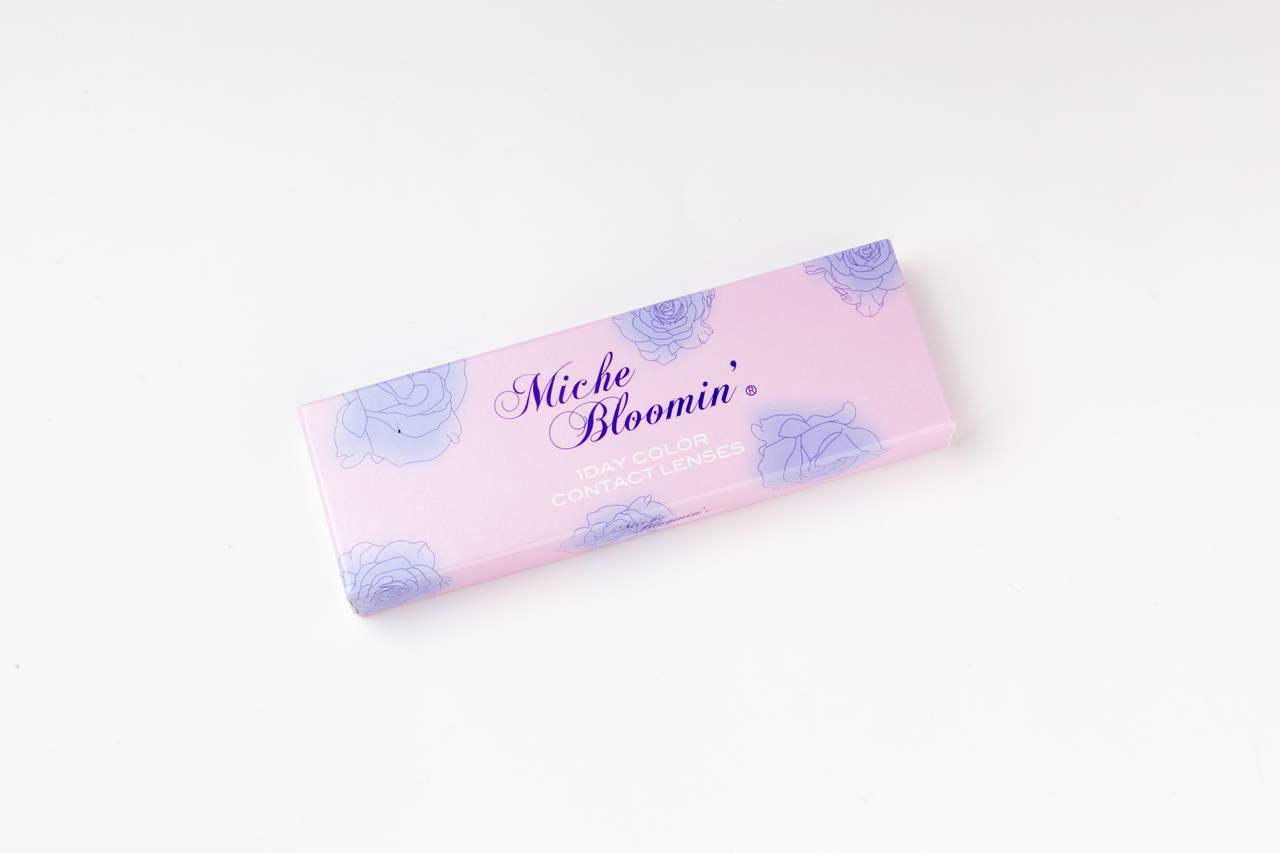 【ミッシュブルーミン イノセント セピアリッチのカラコンレポ】大人可愛い目元になれる、初心者におすすめのブラウンカラコン♡