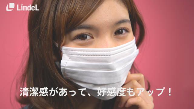 マスクの日でも可愛くなれちゃう簡単メイク動画♪