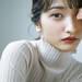 人気モデル安井レイさん初登場! ナチュラルカラコンはリップカラーを変えて印象チェンジ!
