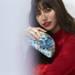 【動画でチェック!】注目モデル、愛甲千笑美さんのポーチの中身♡