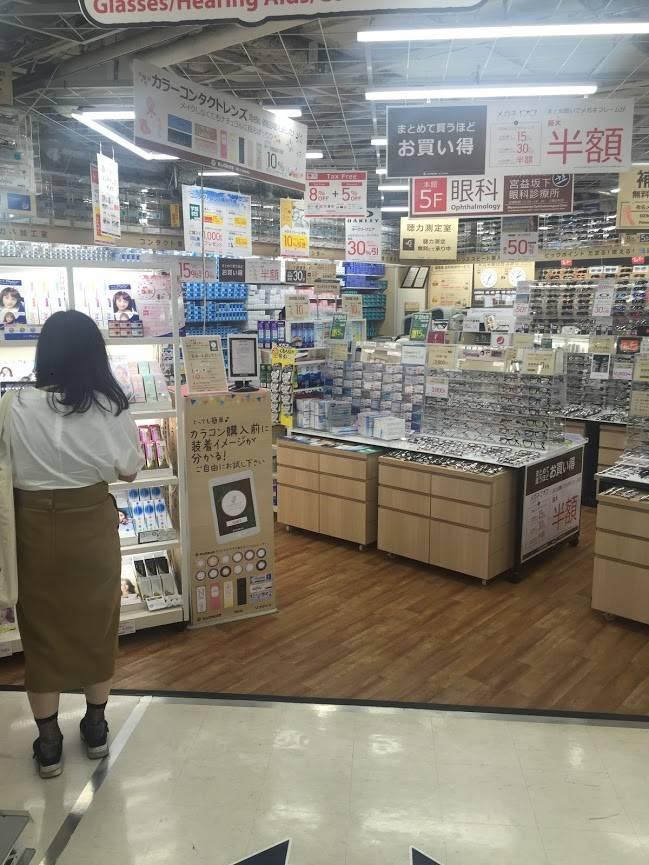 「ビックカメラ 渋谷東口店」を覆面調査【カラコンミステリーショッパー始動⑥】