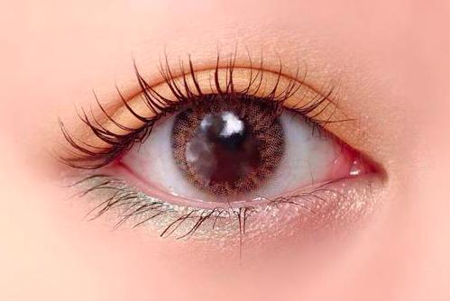 【シェリーク コントゥアリングシリーズ ブラウンコントゥアのカラコンレポ】ナチュラルな外国人の瞳を追求したサークルレスレンズ
