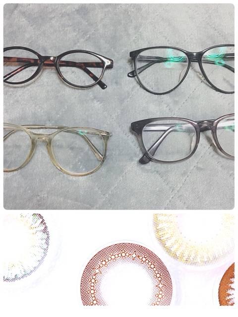 渡邊さんのメガネコレクション