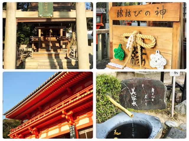 祇園のシンボルにもなっている「八坂神社」