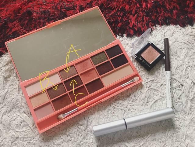 おすすめの「makeup revolution」のパレット★