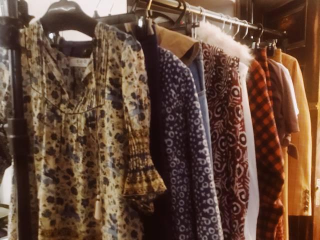 「グロッセ グラッセ」秋冬の撮影時に使用した洋服♡