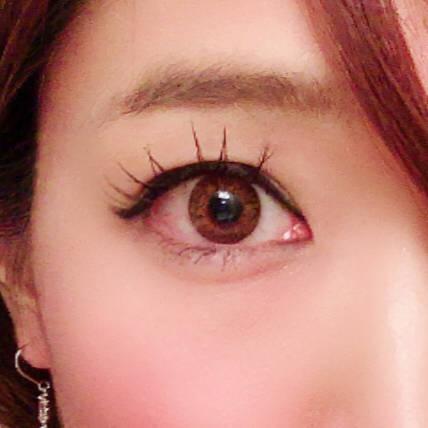 瞳のアップはこちら♡