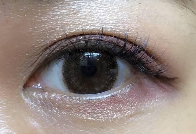 私の瞳データですが、、、