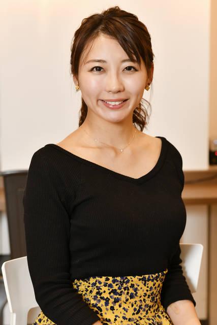 原 麻奈美さん(35歳)