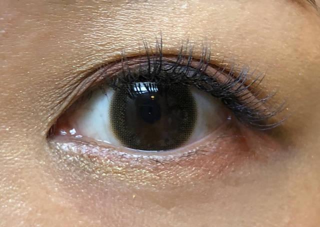 私の瞳データ