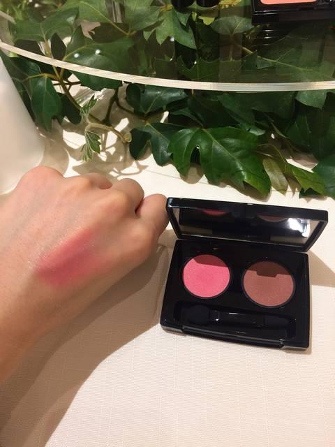 濁りのないきれいなピンクに感動!