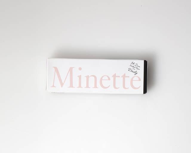 ダレノガレ明美さんがプロデュースする「Minette」