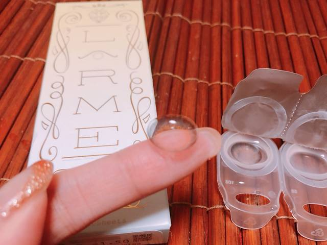 DIA14.5mmだから指の上で安定感あり