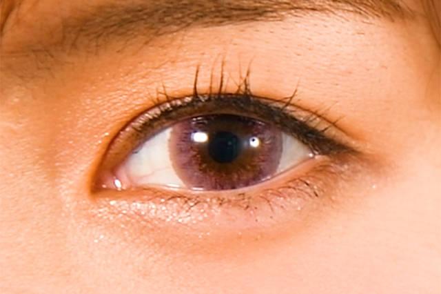 優しい&可愛い瞳になれる大人発色のピンク色