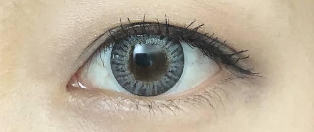 クールでミステリアスな瞳に!