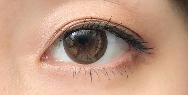 くりっとしたキラキラ感のある瞳に♡
